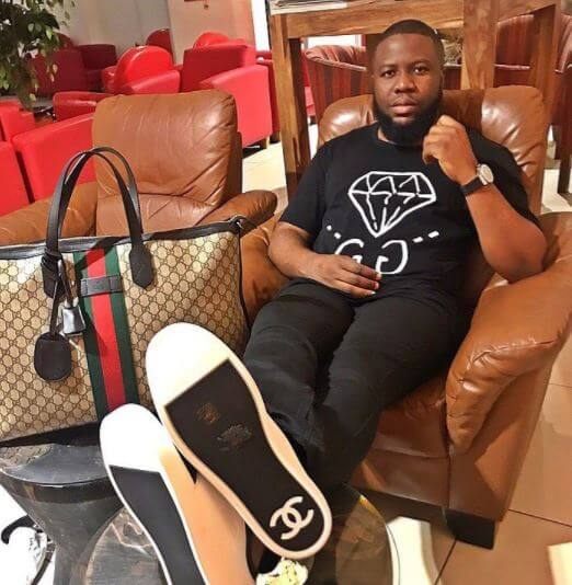 Alleged Internet Fraudster, Hushpuppi Has Reportedly Tested POSITIVE For Covid-19