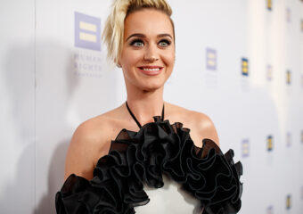 Katy Perry Won't Back Kanye West's US Presidential Bid