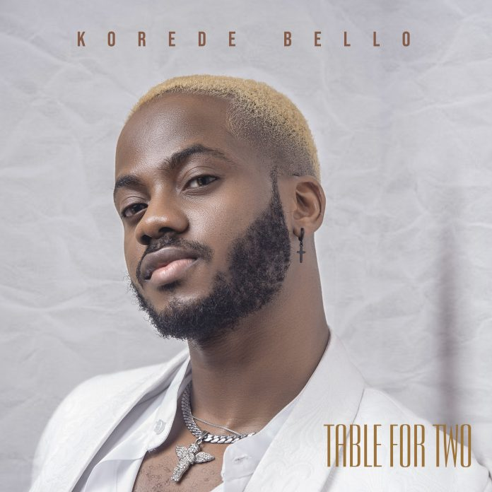 Korede Bello to release EP titled 'Table For Two'
