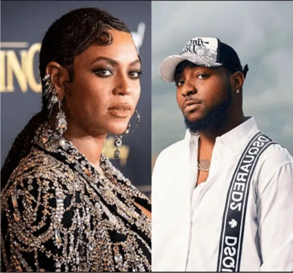 """Could this be the real Reason Davido was not Featured in Beyonce's Lion King """"The Gift"""" Album"""
