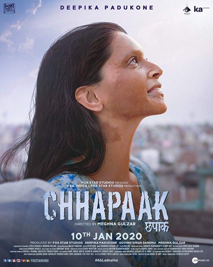Chhapaak (2020) – Bollywood Movie