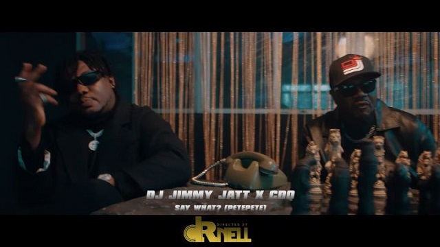 DJ Jimmy Jatt ft. CDQ – Say What? (Pete Peté) Video