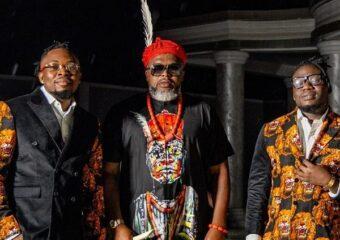 Larry Gaaga – Owo Ni Koko ft. Umu Obiligbo Video