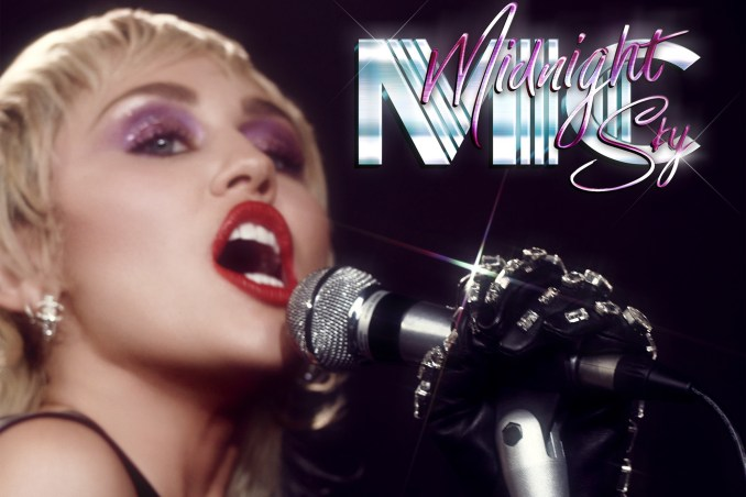 Miley Cyrus – Midnight sky