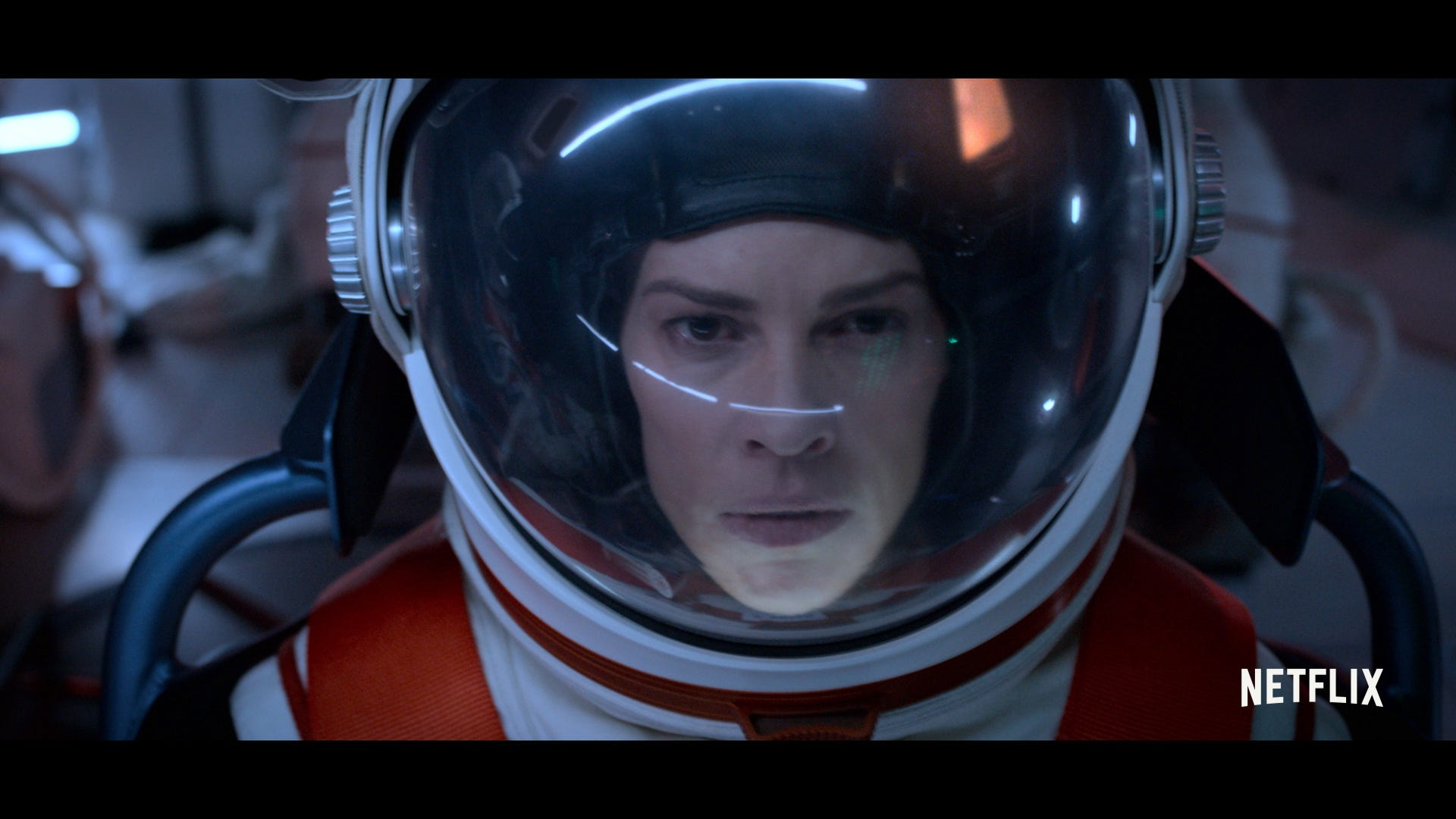 Netflix Drops Trailer for 'Away,' Hilary Swank's New Space Series