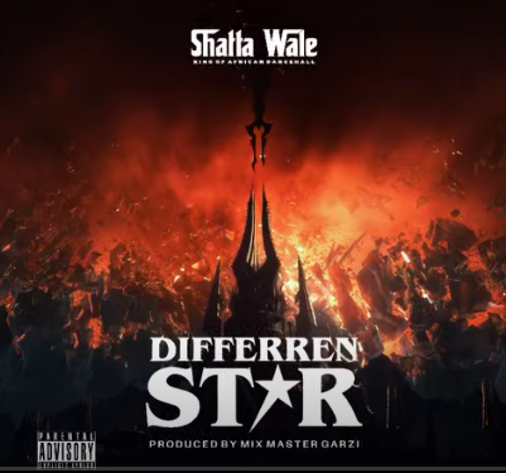 Shatta Wale – Different Star