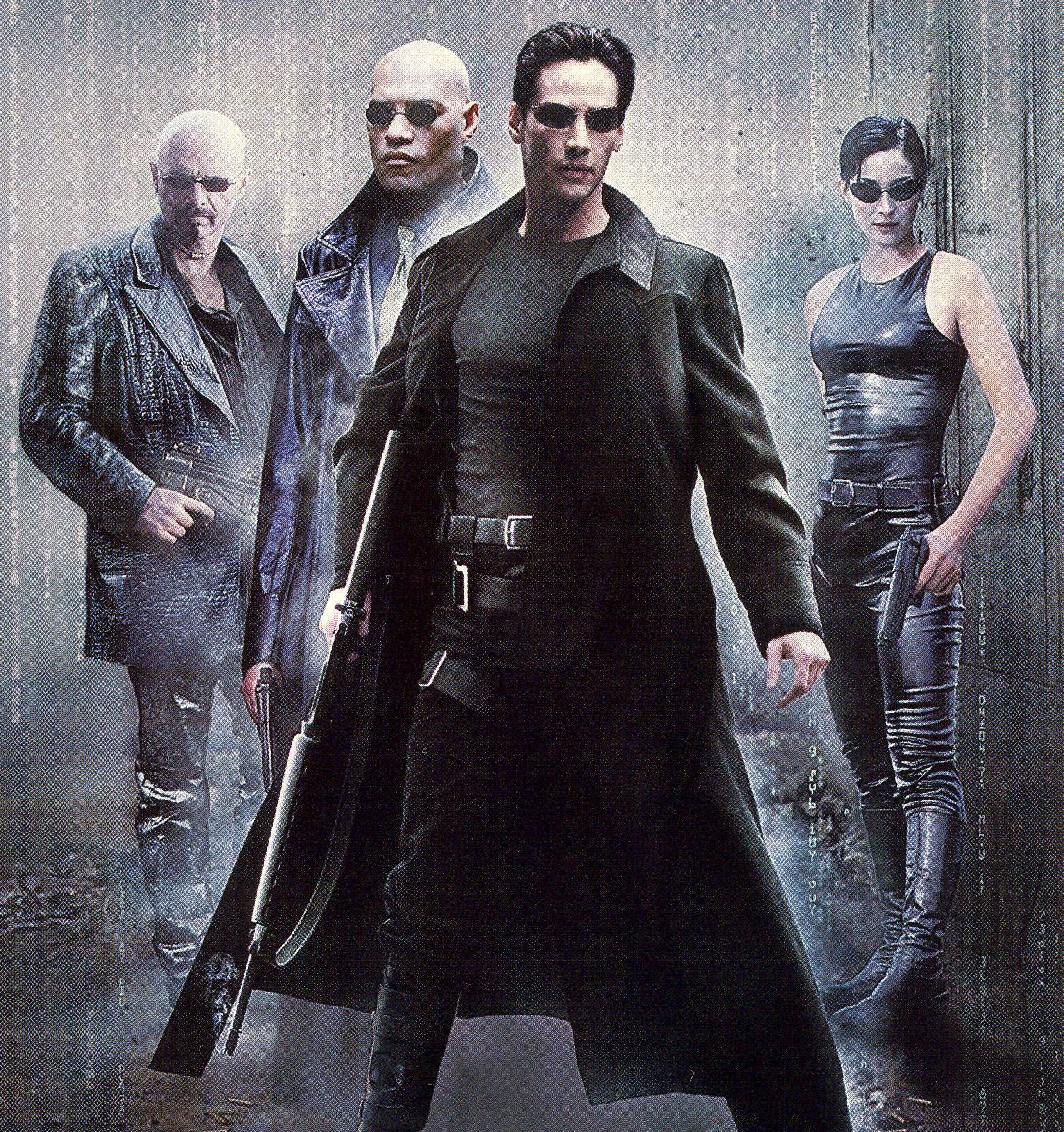The Matrix Films Are About Being Transgender, The Trilogy's Co-Director Says