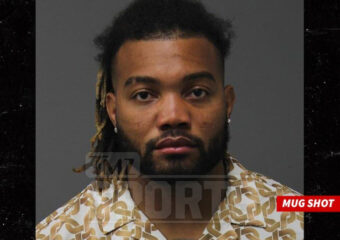 NFL star, Derrius Guice arrested for domestic violence
