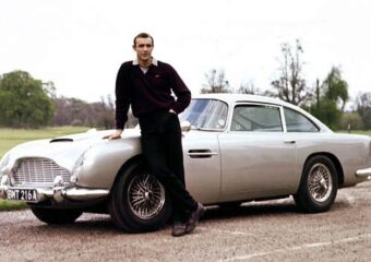 Sean Connery Has Been Voted As The Best Ever James Bond