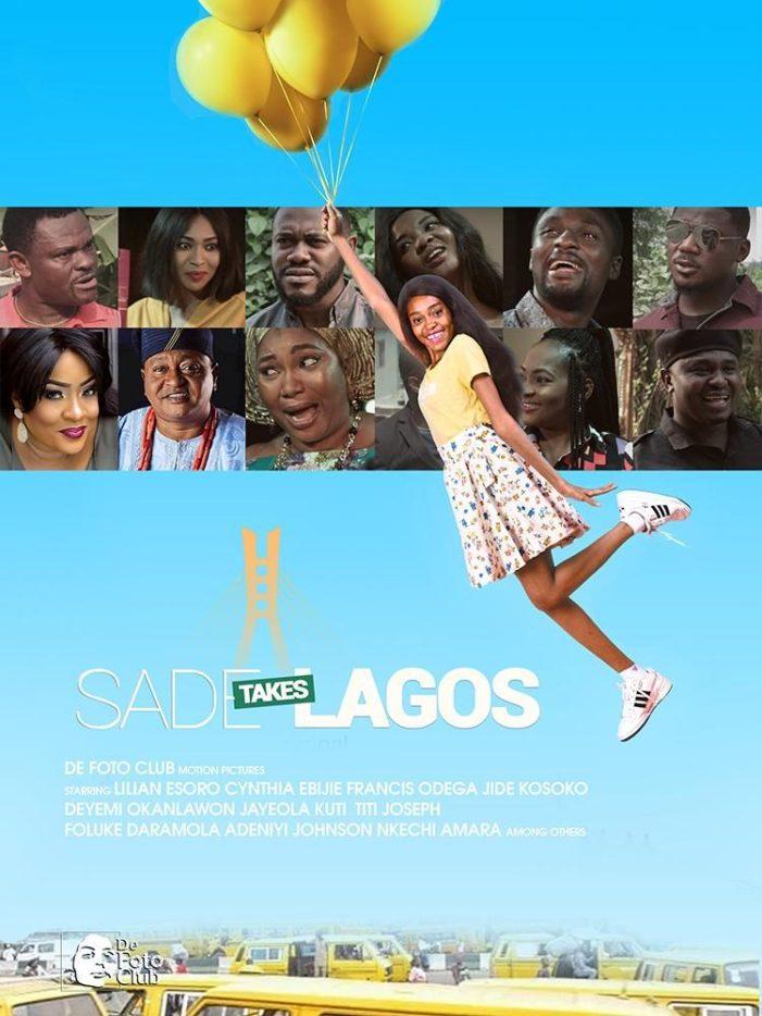 Sade Takes Lagos Movie