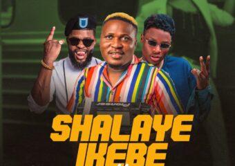 Dj Foby x Tall Cheezy x Brite Benson – Shalaye Ikebe Mixtape