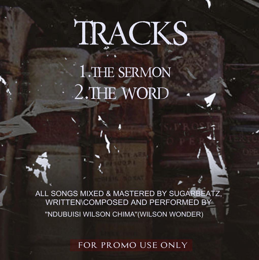 The Sermon Cover