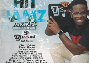 Dj Samzee – Hit Jamz Mixtape