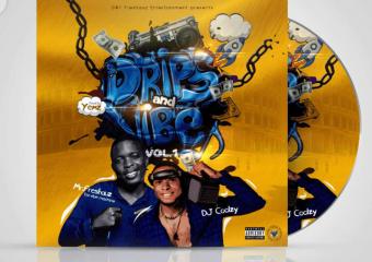 Freshauz ft. Dj Coolzy – Drips Vibe (Vol 1) Mixtape